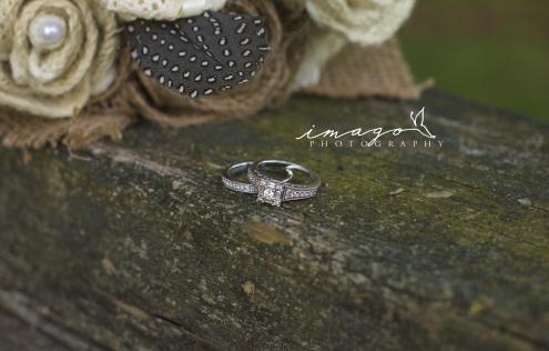 rings, engagement, wedding, ceremony, bride, bridal, flowers, Indianapolis photographer, Greenwood, Indiana